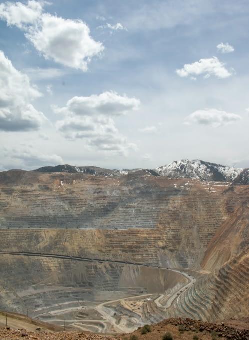Idustria minera