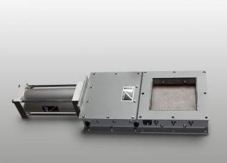 Válvula de guillotina serie Titán TSG RETOCADA