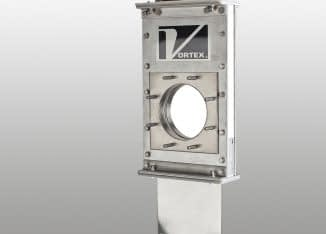 Válvula guillotina manual RETOCADA